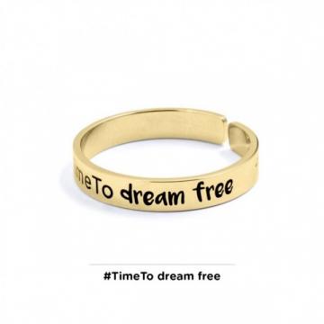 ANELLO MARLU ORO DREAM FREE...